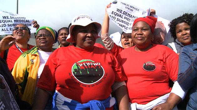 Public Service Strike