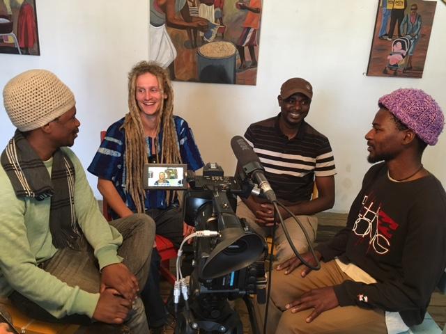 Community artist unite