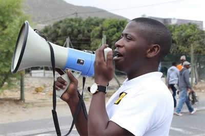 'Let's Succeed' – A voice of hope for Masiphumelele