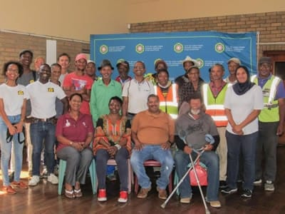 Street Talk TV & the City of Cape Town Come Together for 16 Days of Activism Campaign